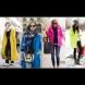 Тенденция: С пъстри палта срещу зимната сивота (Галерия)