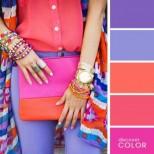 Ръководство за перфектно комбиниране на цветовете за сезон пролет/лято 2016