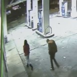 Тази жена е в смъртна опасност! Вижте какво направи мъжът от бензиностанцията!