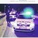 Екшън при минус 17 градуса: Мъж по боксерки пътува върху покрива на колата си, за да спипа крадец