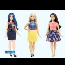Нова мода за деца и възрастни: Ето как преобразиха куклите Барби стават закръглени
