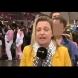 Шок в пряк ефир! Нападнаха сексуално репортерка в Кьолн (Видео)
