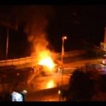 Извънредно! Хората в паника: Инцидент на Цариградско шосе! Запали се ...