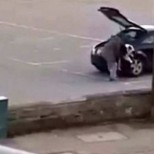 Вижте просякът, който кара скъпа кола за над 100 000 евро