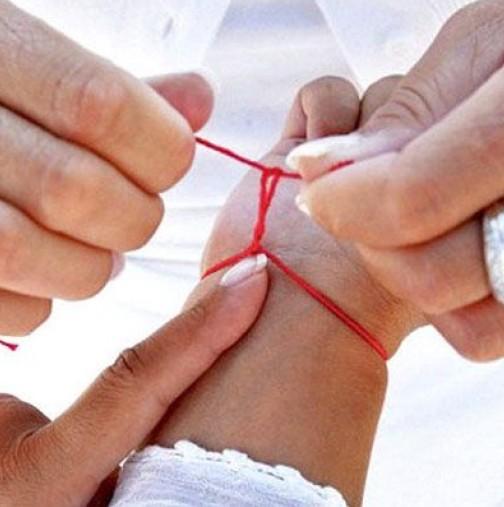 Носите ли червен конец? А знаете ли на коя ръка трябва да го носите, какво значи и защо точно червен?