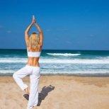 Лесни упражнения за плажа