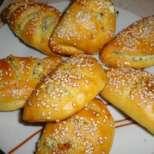 Поча - турски кифлички
