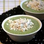 Диетична супа с броколи и тофу