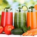 Полезни рецепти за плодово-зеленчукови сокове