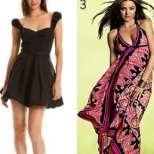 Парти рокли за лято 2013
