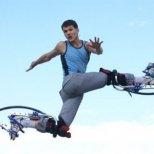 Какво представлява Бокинг-скачане с кокили