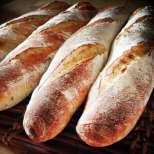 Вкусно чесново хлебче с магданоз