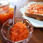 Морковено сладко с лимони