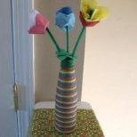 Как да си направите красиви вази сами