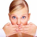 На какво се дължи лошият дъх в устата - халитоза