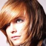 Къси прически за гъста коса 2013