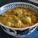 Есенна крем супа