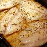 Риба с картофи на фурна