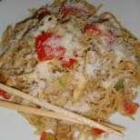 Азиатски пържени спагети