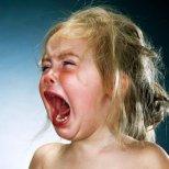 Как да се преборите с детската истерия в магазина
