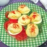Яйца по лионски