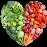 Червена и зелена диета за подобряване на метаболизма и отслабване 2 кг