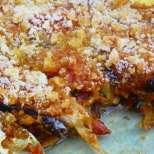 Печени патладжани с доматен сос