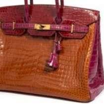 Дамска чанта на Хермес се продаде за 63 800 евро