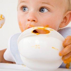 Кога да дадем за първи път на бебето месо