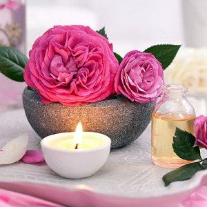 Как да използвате цветята за домашна козметика