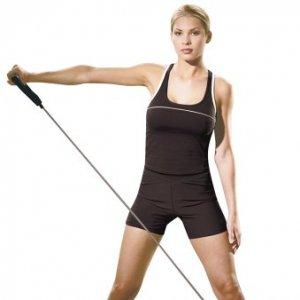 Лесни тренировки с ластично въже от вкъщи за красиво тяло