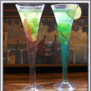 Как да си направите летни освежаващи коктейли на пластове