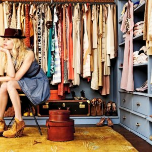 Как да подреждаме гардероба си