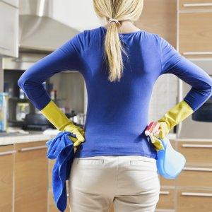 Съветите на баба за почистване с оцет, сода и сол