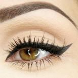 Невероятни трикове, които ще ви покажат как да си правите перфектната очна линия и коя е най- добрият избор за вас (Снимки)