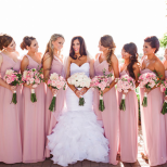 Знаете ли защо на сватбата трябва да има шаферки и откъде идва тази традиция?