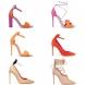 Италиански летни обувки с ефектен дизайн се превърнаха в магнит за жените