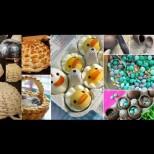 Супер бързи идеи: Как да украсите храните за Великден?