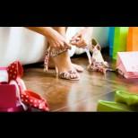 Модерните обувки и сандали за пролет 2016