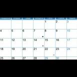 Вижте календар с всички именни дни през месец април. На 6 април имен ден празнува ...