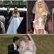 Е такива сватбени рокли не сте виждали никога, гаранция ви даваме. Тези булки надминаха и най- смелите ни въображения (Снимки)