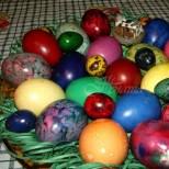 Бабини съвети за здрави и красиви Великденски яйца