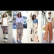 30 пролетни комбинации с широки, цветни панталони за 2016