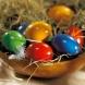 Традиционни Великденски яйца с природни бои, без да се боите от алергична реакция към химическите съставки в боите за яйца