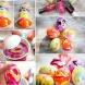 Най- модерният метод за боядисване на великденски яйца тази година. Невиждана красота за нула време (Видео)