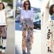 30 комбинации с широки, цветни панталони, в които ще се влюбите