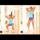 Секси крака за 5 дни. Тренировка за домашни условия, която ще извае и стегне краката ви за летния сезон (Снимки)