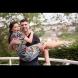Ексклузивни снимки на Нургюл Йешилчай в прегръдките на Йозджан Дениз! Двамата турски актьори започнаха ...
