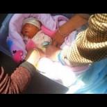 Жена намери бебе в кутия. Това, което прави, шокира цялата нация!
