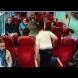 3 секунди преди удара: Вижте как като в холивудски екшън машинист спасява пътниците от неизбежното